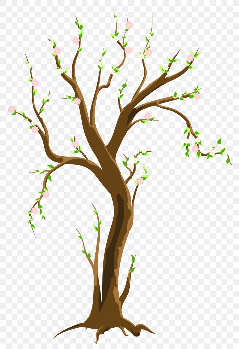 Tree Spring Clip Art, PNG, 4638x6785px, Tree, Animation, Art.