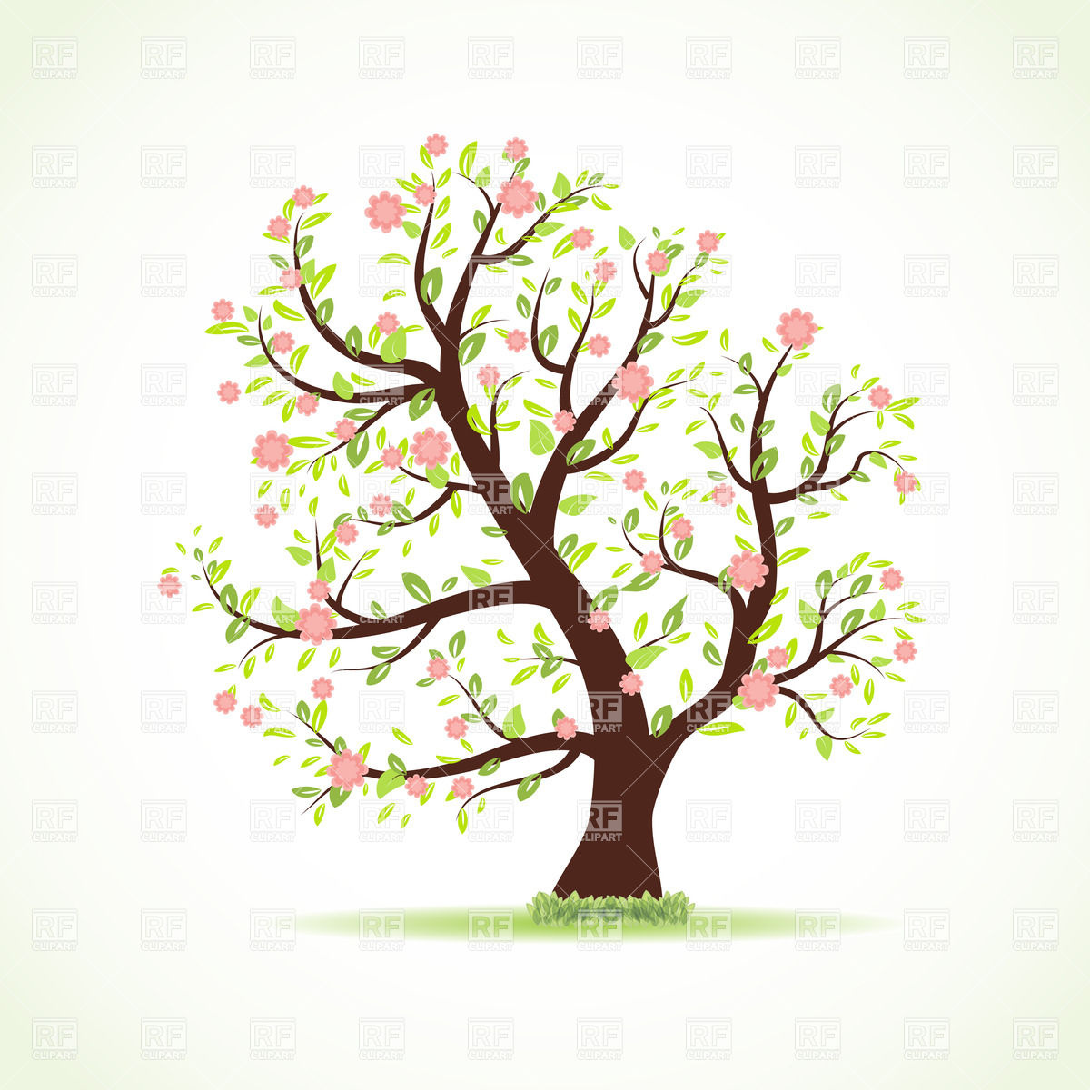 Spring Tree Clipart Free Download Clip Art.