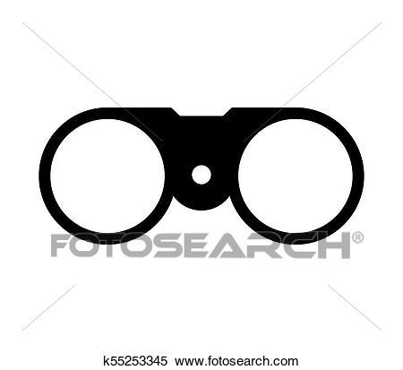 Spyglass Clipart.