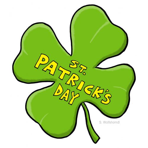 St. Patrick\'s Day Clipart.