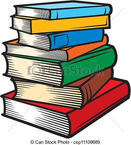 Stack books Vector Clipart Royalty Free. 2,703 Stack books.