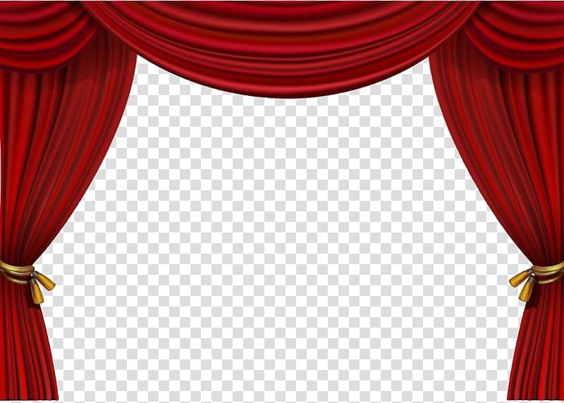 Red curtain , Theater drapes and stage curtains, Pull up the.