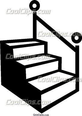 Stairway Clipart.