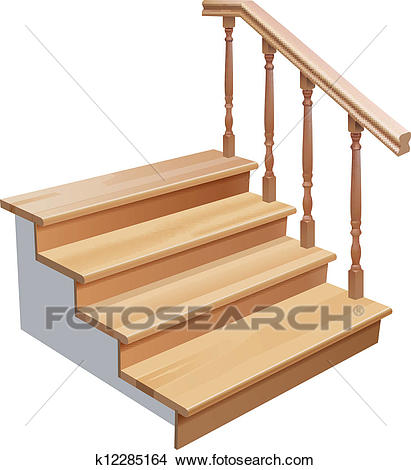 75+ Stairs Clipart.
