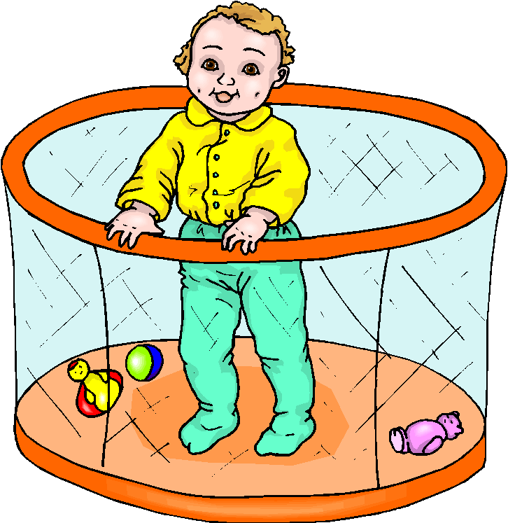Free Microsoft Clipart: Baby Learn to Stand Free Clipart.