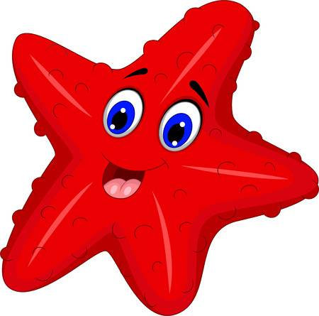 15,924 Star Fish Stock Vector Illustration And Royalty Free Star.