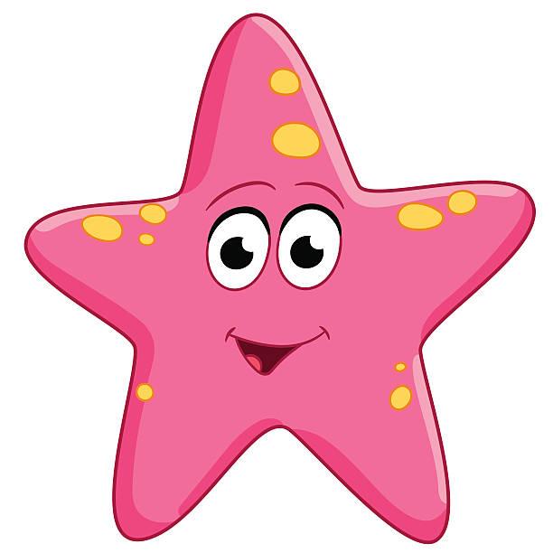 Best Pink Starfish Illustrations, Royalty.
