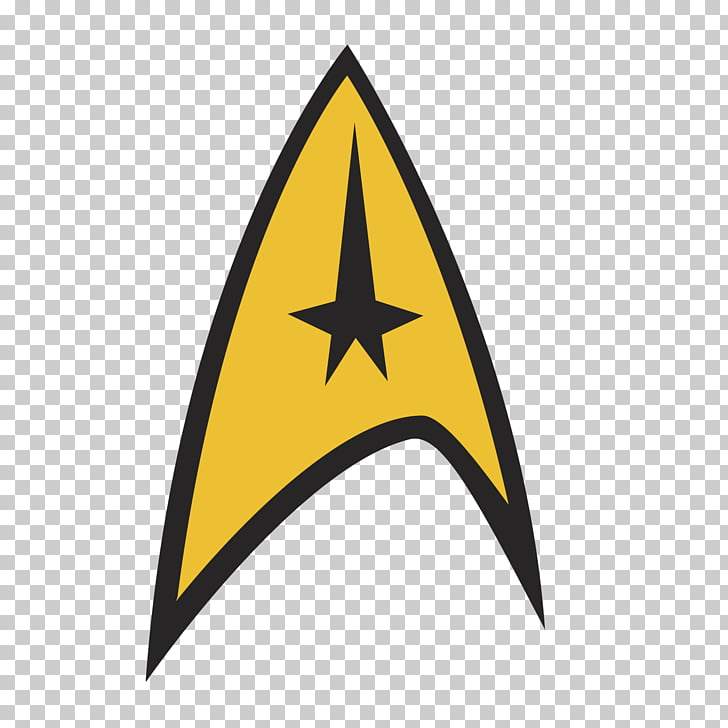 Star Trek Badge Insegna Starfleet Trekkie, star trek PNG.