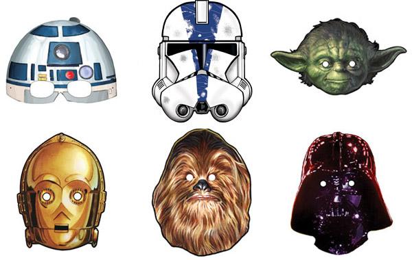 7730 Star Wars free clipart.
