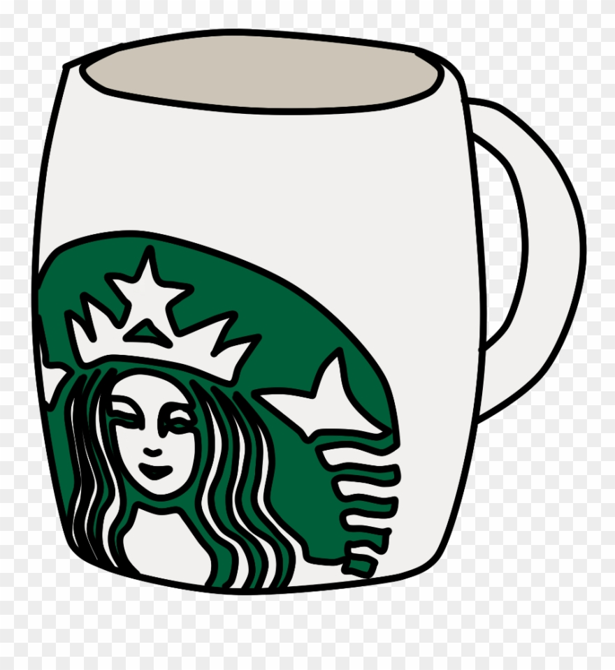 Starbucks Starbuckscoffee Cup Starbukscup Niebieskoka.