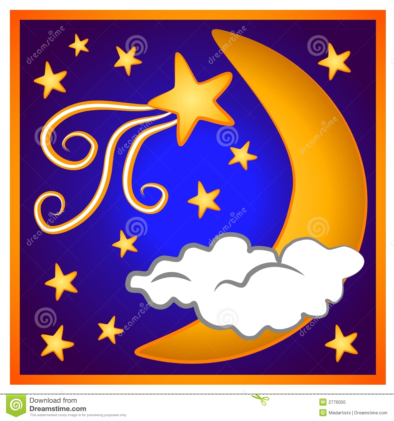 Star And Moon Graphic Pictures to Pin on Pinterest.