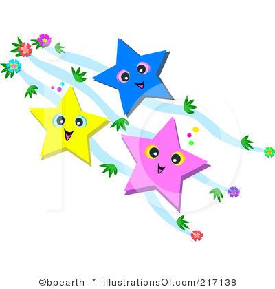 clipart stars free #4