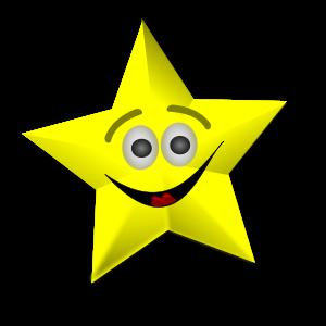 Free Clip Art Stars & Clip Art Stars Clip Art Images.