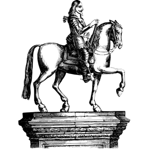 Statue of James I clipart, cliparts of Statue of James I free.