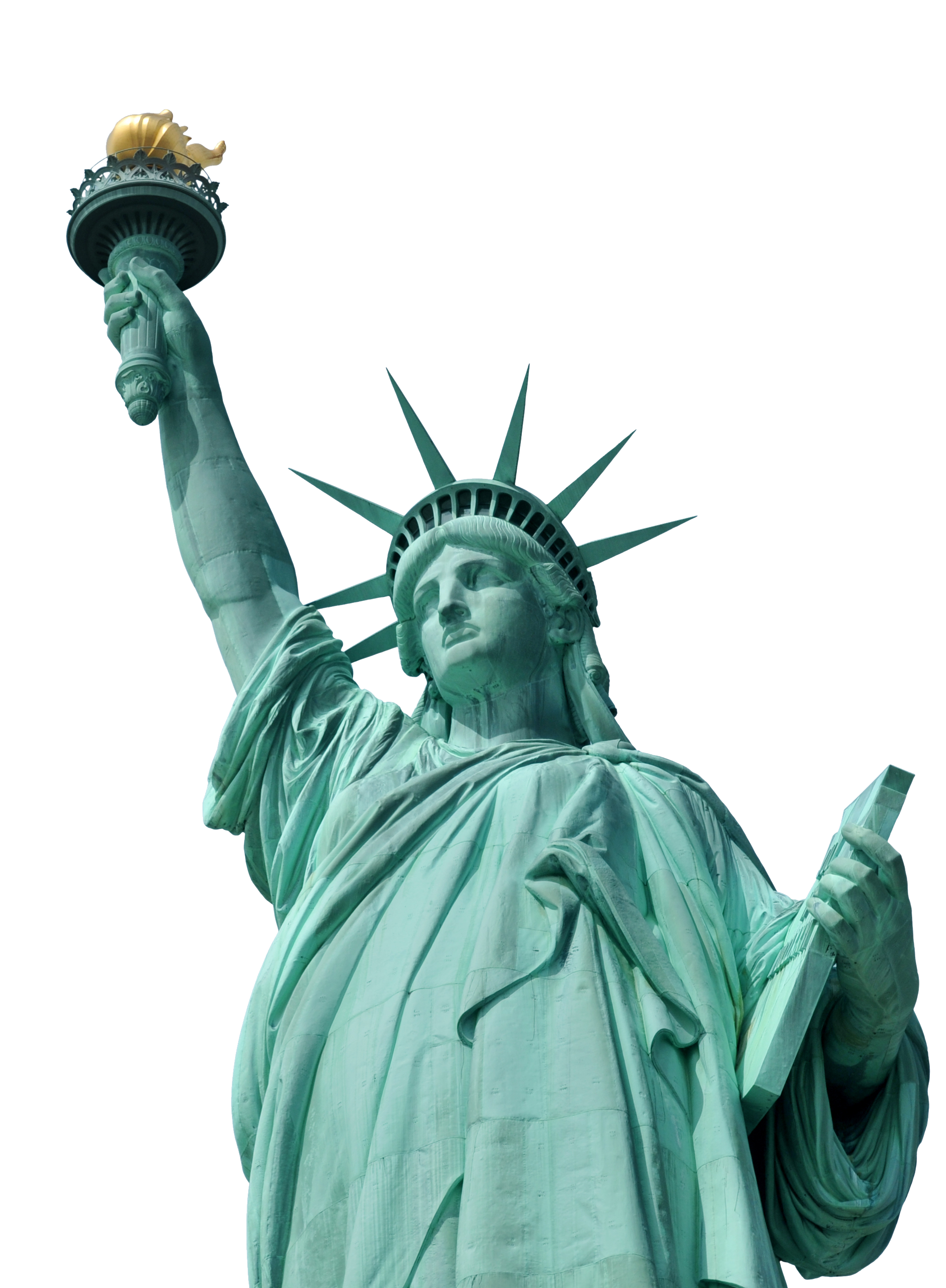 Download Statue Of Liberty Clipart HQ PNG Image.