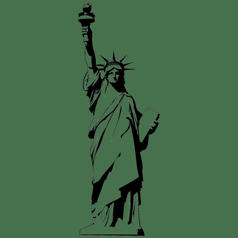 Statue of liberty clipart png 1 » Clipart Portal.