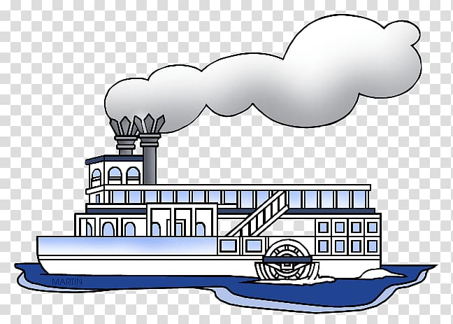 Mississippi River Steamboat Steamship , Free Steamboat transparent.