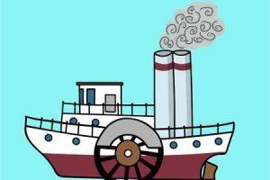 Steamboat clipart » Clipart Portal.