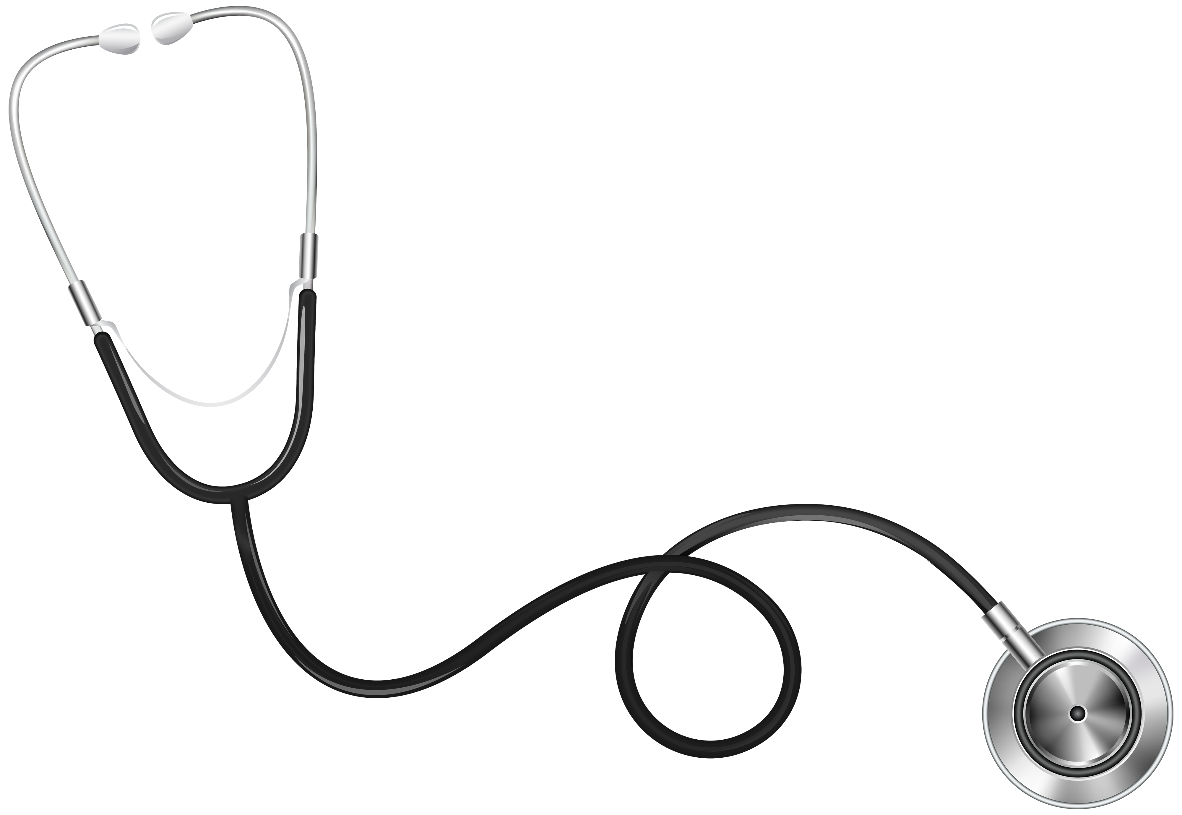 Stethoscope PNG Clipart.