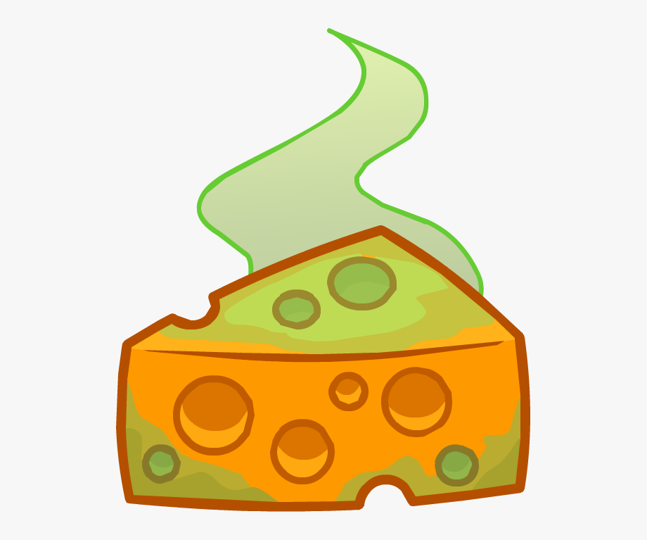 Stinky Cheese Clipart.