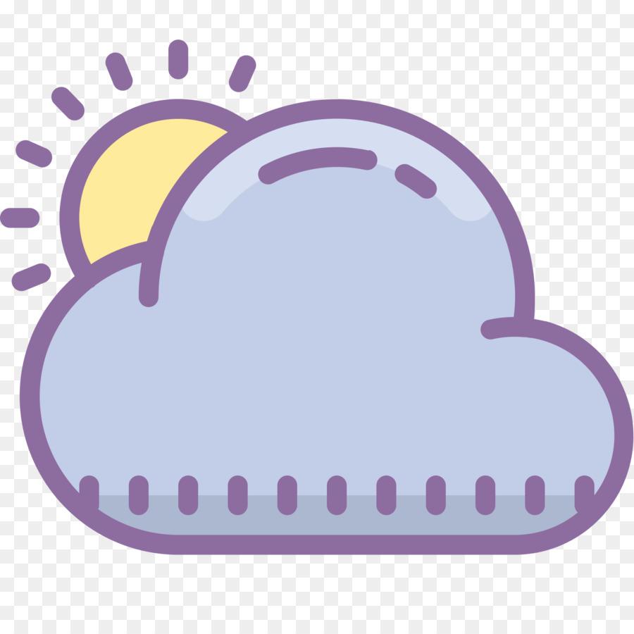 Le Cloud computing Ordinateur Icônes clipart Nuage de.