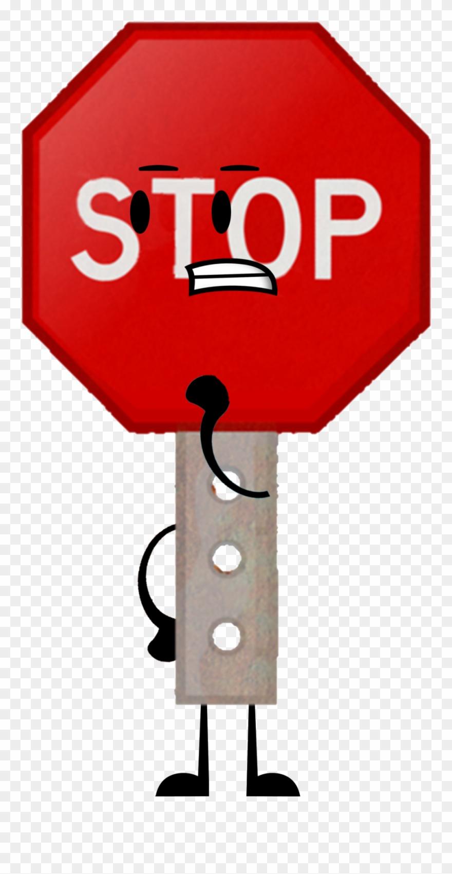 Object Lockdown Fan Art Stop Sign By Greatjobguys.