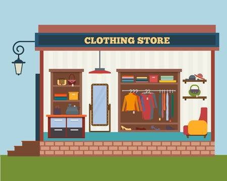 48,367 Clothes Shop Cliparts, Stock Vector And Royalty Free Clothes.