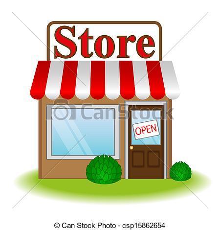 Clipart storefront » Clipart Portal.