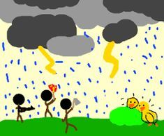 Clipart stormy day 2 » Clipart Portal.