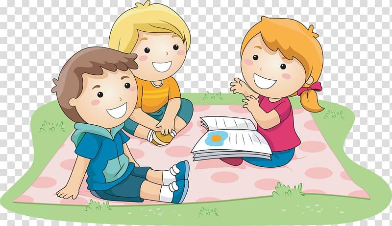 Child Storytelling Narrative, kids transparent background.