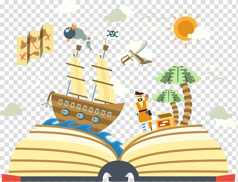 History Storytelling Narracixf3n Author Text, Pirate.