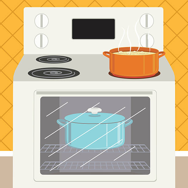 Top 60 Stove Top Clip Art, Vector Graphics and Illustrations.