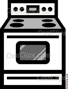 Clipart stove 1 » Clipart Station.