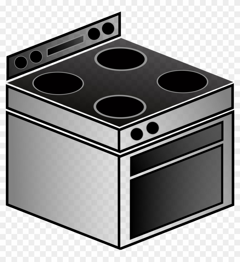 Oven Clipart Stove.