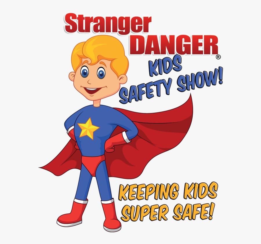 Stranger Danger Posters For Kids , Free Transparent Clipart.