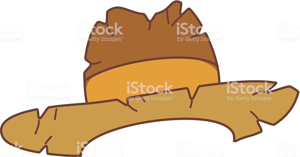 Straw Hat Stock Vector Art & More Images of Clip Art 451783909.