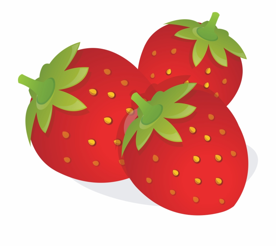 Clipart Png Strawberry.