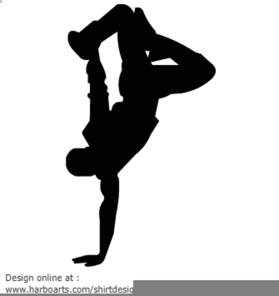 Dancer clipart hip hop, Dancer hip hop Transparent FREE for.