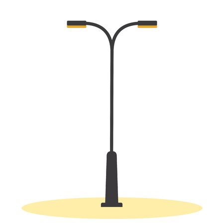 3,050 Street Lighting Stock Vector Illustration And Royalty Free.