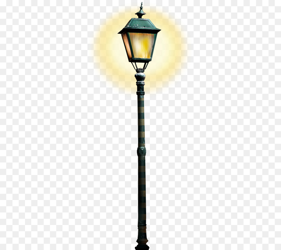 Street Lamp png download.