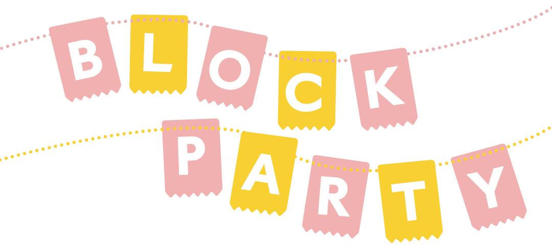 1617 Block free clipart.