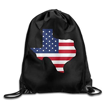 Amazon.com: HATS NEW America Clipart Texas Flag Drawstring.