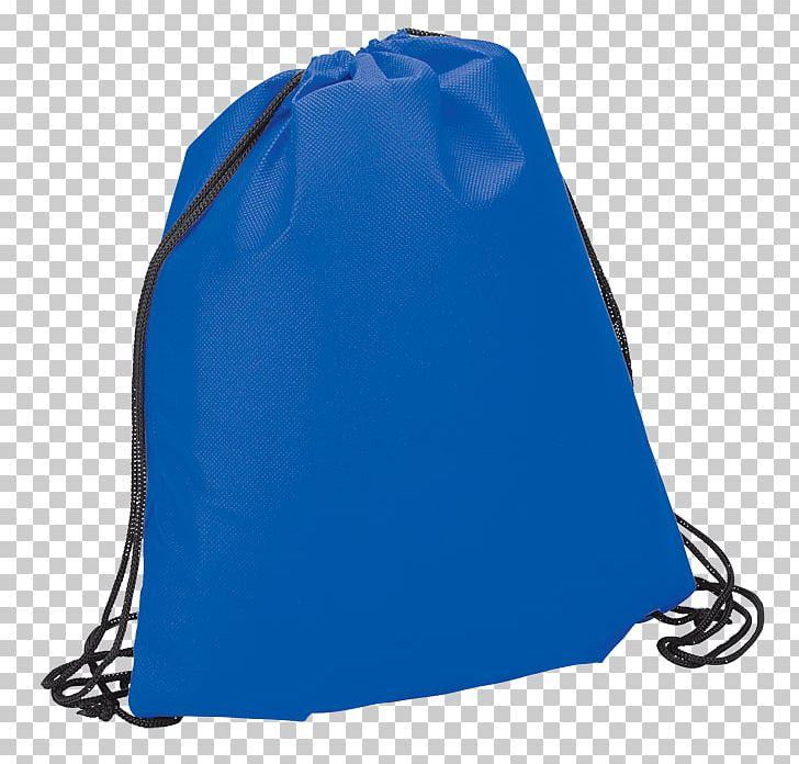 String Bag Drawstring Backpack Royal Blue PNG, Clipart.