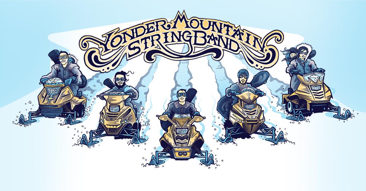 Yonder Mountain String Band.