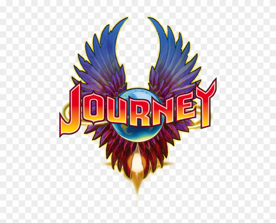 Journey Band Logo Png Graphic Transparent.