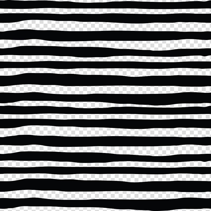 Black striped illustration, black stripes transparent.