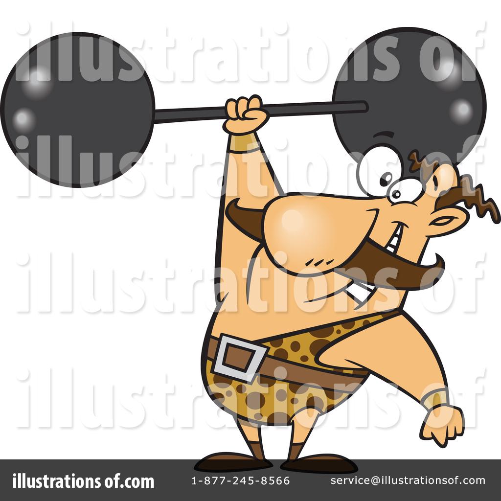 Strongman Clipart #1364765.