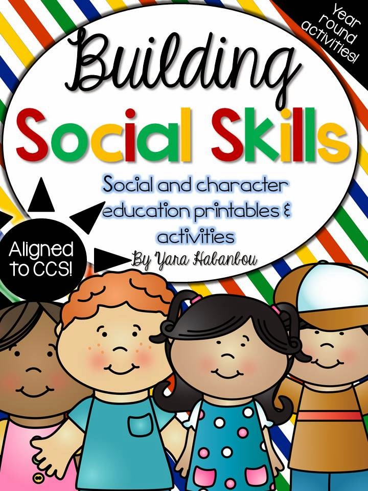 Teaching Social Skills To Elementary Students.