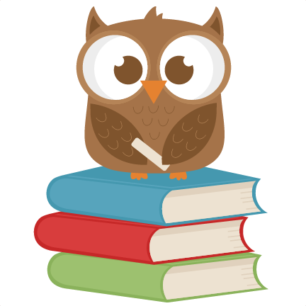 Best Owl Reading Clipart #21057.