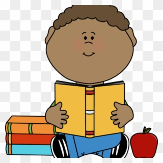 Free PNG Student Reading Clipart Clip Art Download.